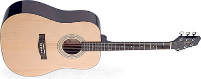 Đàn Guitar Acoustic Stagg SW205N hiện nay giá bao nhiêu