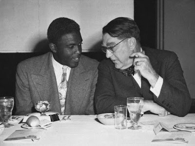 jackie robinson and branch rickey relationship quizzes