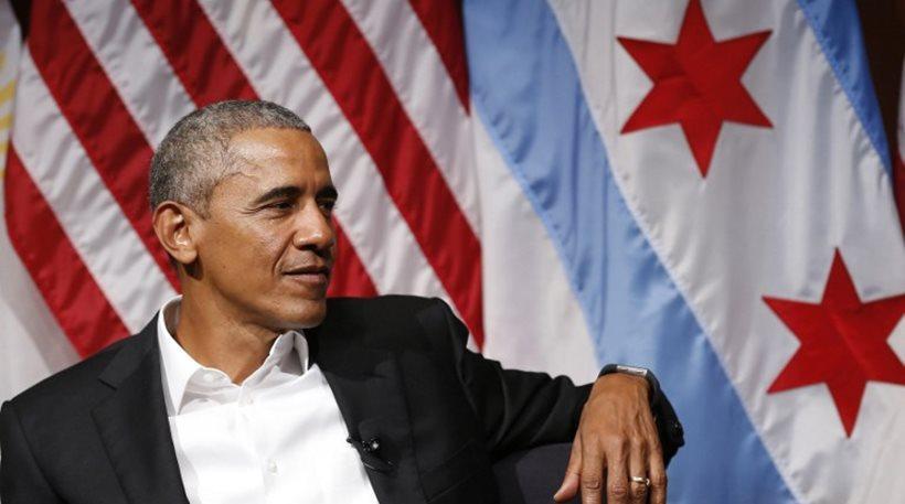 Ο Ομπάμα «εξαργυρώνει» την προεδρία του: 800.000 δολάρια για δύο ομιλίες σε 100 μέρες!