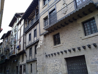 historical tour of Vitoria-Gasteiz, Basque Country