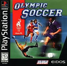Olympic Soccer - PS1 - ISOs Download