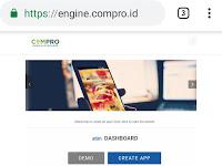 Mudahnya Membuat Aplikasi Mobile Menggunakan Platform Compro