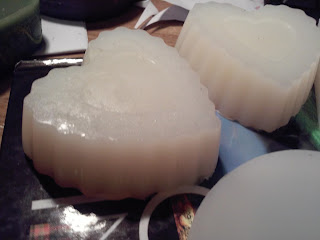 Domowe żelowe mydełka :)