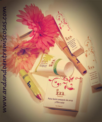 Productos de IM Natural Spain