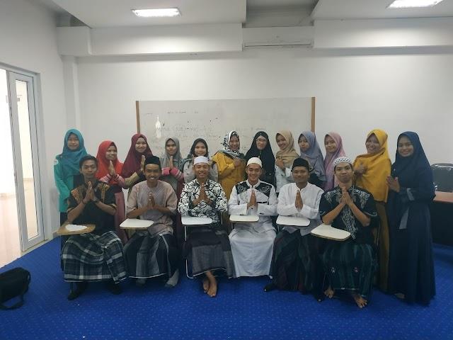 Peringatan Hari Santri Nasional ke 4 Tahun 2018 oleh Mahasiswa Prodi MPI