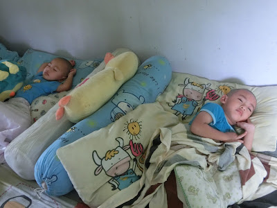 Tips mudah tidurkan anak kecil.