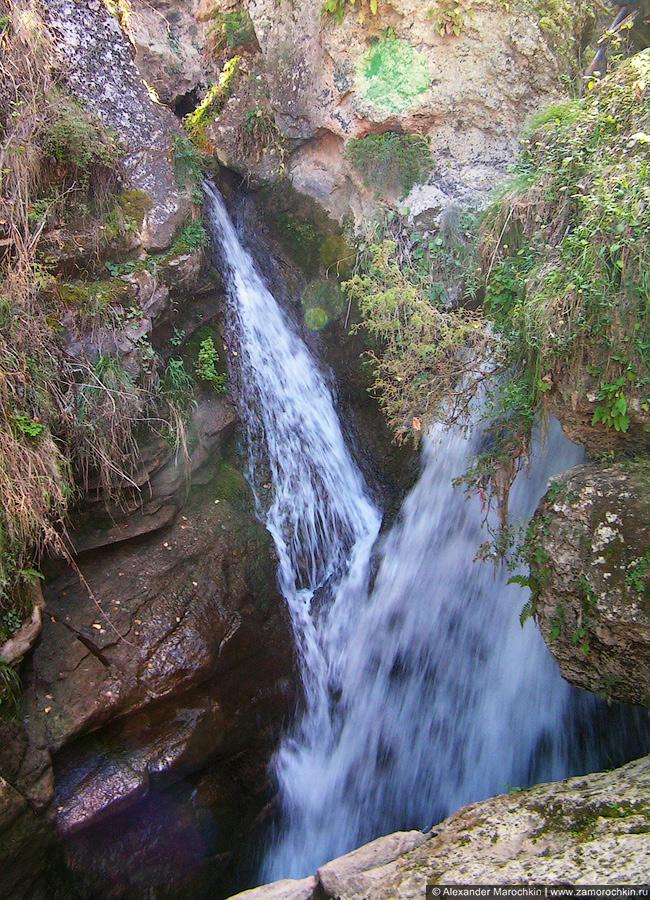 Пороги Медовых водопадов