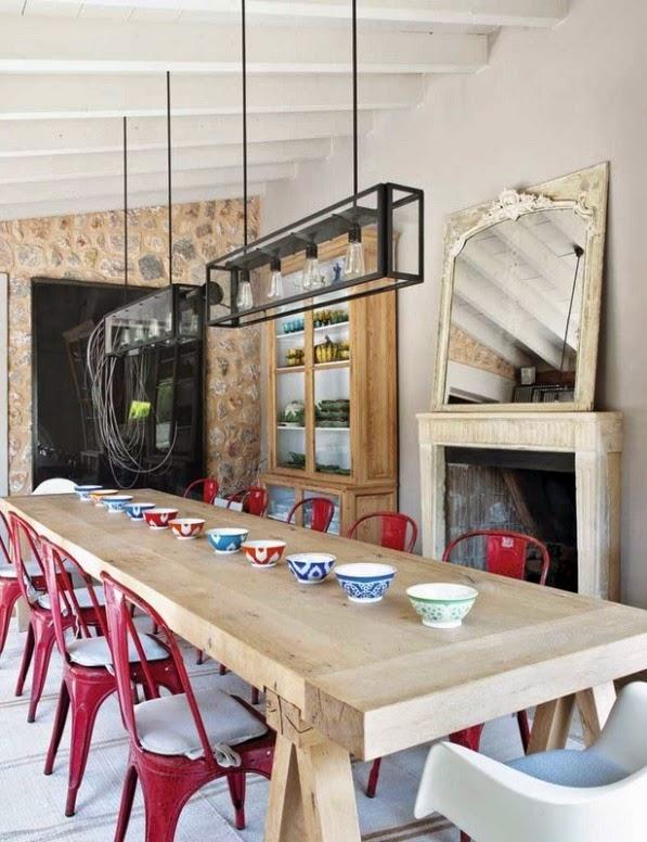 recopilación de las mejores casas de verano del blog chicanddeco