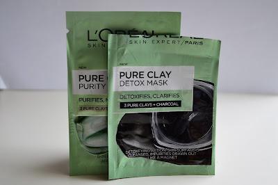 opakowanie maska czysta glinka