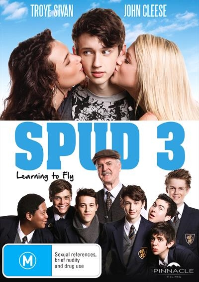 Spud 3: Learning to Fly (2014) ταινιες online seires oipeirates greek subs