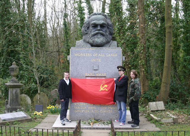 Image result for tomb of karl marx