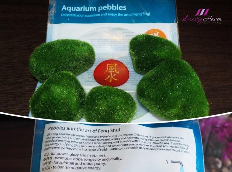 art of feng shui oase biorb moss pebbles