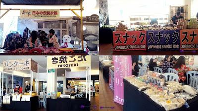 Ohara Matsuri Mengeratkan Hubungan Kekeluargaan