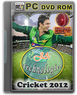 Cricket 2012 Mega Patch Cover