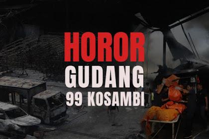 Kengerian di Pabrik Kembang Api Kosambi, Kisah yang Masih Bergulir