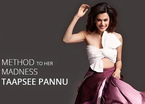 Taapsee Pannu FHM India