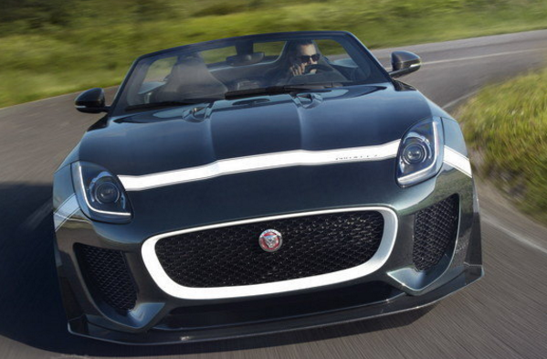 Jaguar F Type Project 7 Redesign