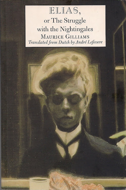 Image result for Maurice Gilliams, Elias, or the Struggle with the Nightingales