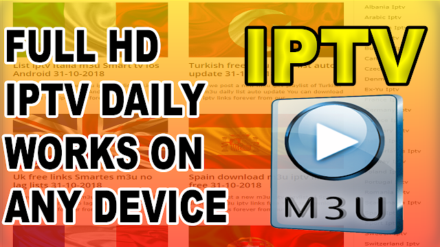 Watch Full HD-SD IPTV FREE ON ANY DEVICE (Android,IOS,Windows,SmartTV)