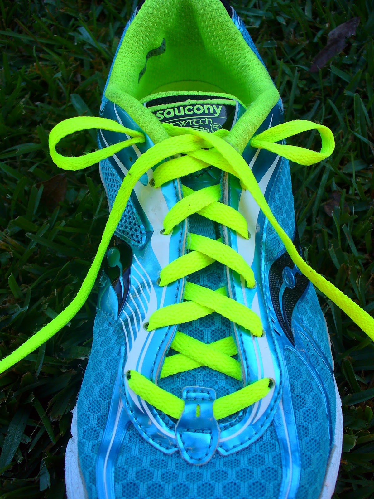 Running Shoe Lace Tie