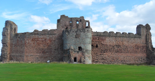 Tantallon Castle, East Lothian, Scotland