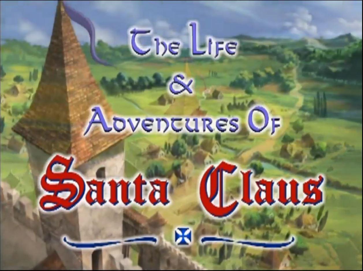 La Vida y Aventuras de Santa Claus 2000 (Dual Latino)