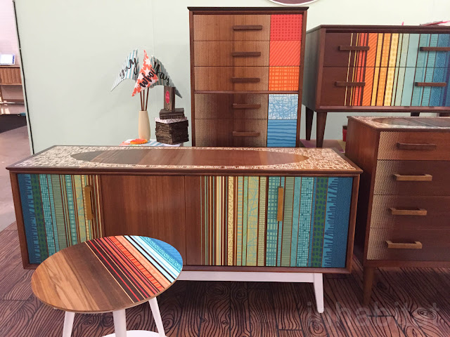 Creative Upcycled Furniture by Omar Cherif, One Lucky Soul