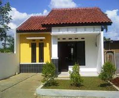 bentuk rumah sederhana ukuran 7x9