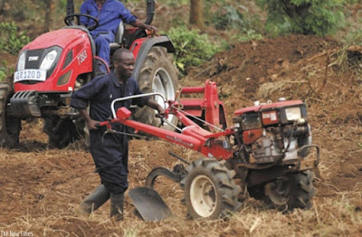 Institute Trains 60 for Agric Mechanisation Revolution 1