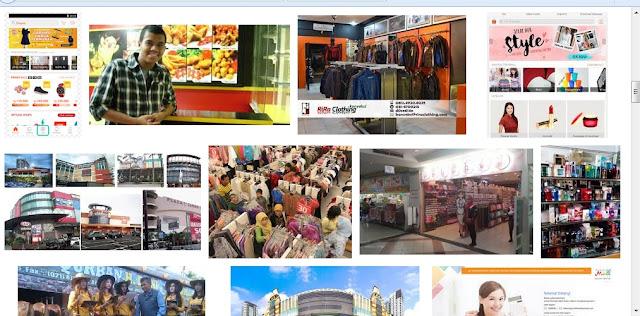 cara membuka gerai usaha bisnis di mall
