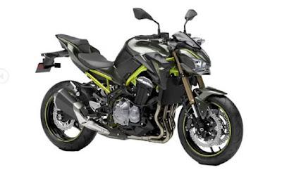 2017 Kawasaki Z900 HD Image gallery