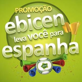 Cadastrar Promoção Ebicen 2017 2018 Leva Você Para Espanha Viagem Kits