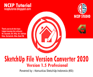 SketchUp File Version Converter