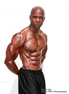 Obi Obadike ripped abs most ripped fitness model