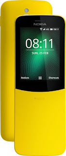 تجربتي لهاتف Nokia 8110 4G