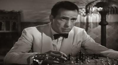 Humprey Bogart en Casablanca