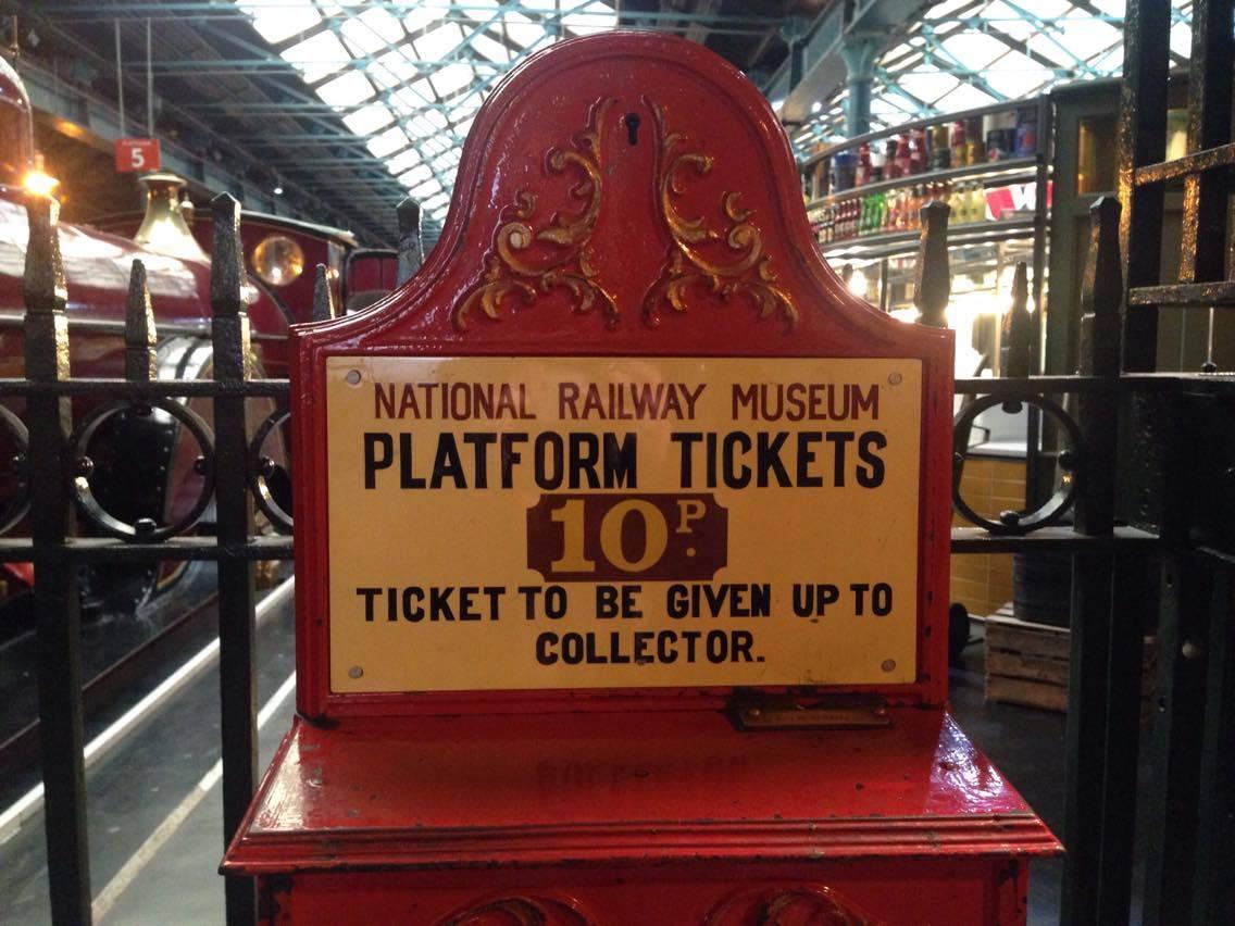 machine, tickets, holiday, travel, york, national railway museum