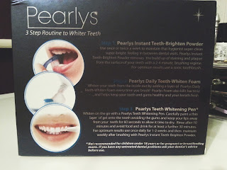 Pearly's Teeth Whitening Kit