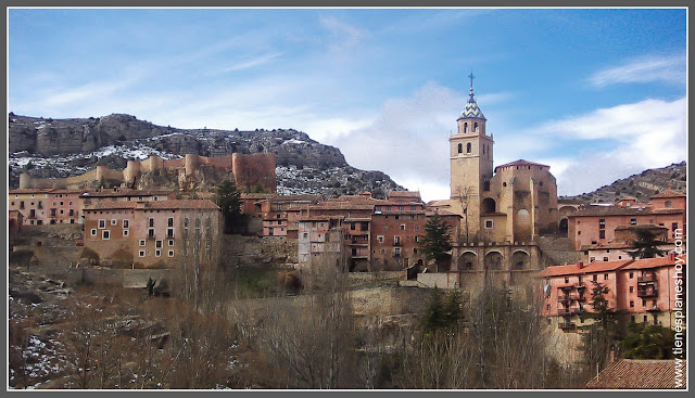 Albarracín en Teruel