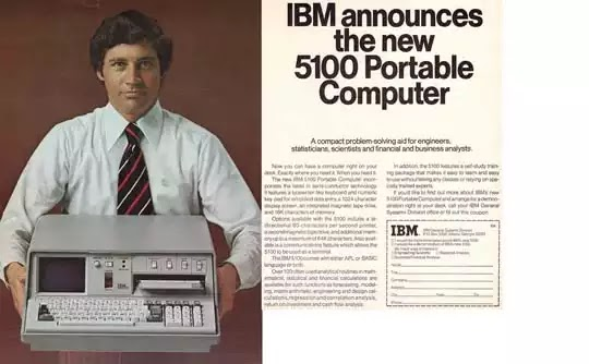 Old days' Computer Advertisements 14