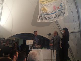 o κ. Νίκος Καμπανόπουλος Γενικός Διευθυντής της Visa Europe για Ελλάδα, Βουλγαρία και Κύπρο