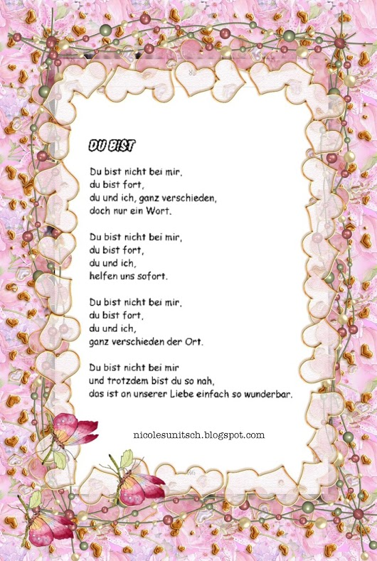 Ich Und Du Gedicht Lyrisches Ich Gedicht 2019 09 22