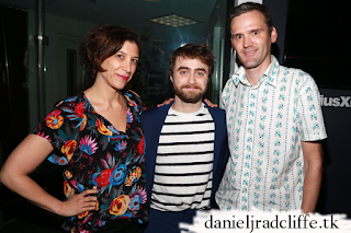 Updated: Daniel Radcliffe on SiriusXM's EW Morning Live