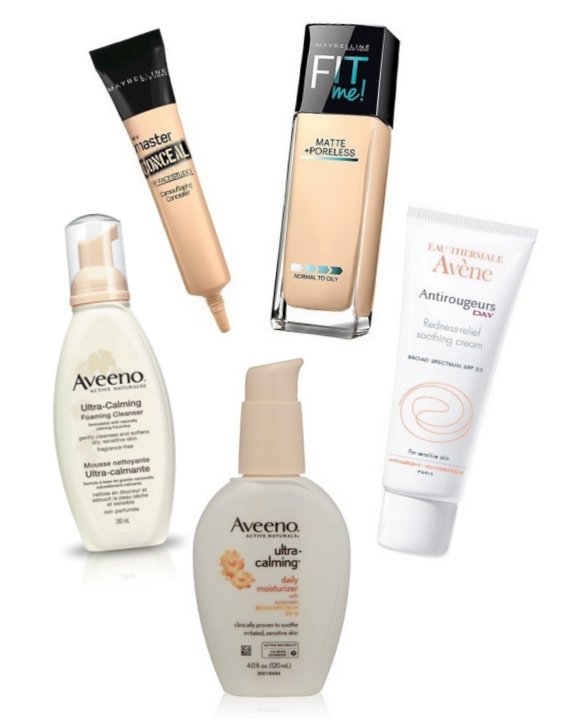 Best Drugstore Products for Rosacea and Redness