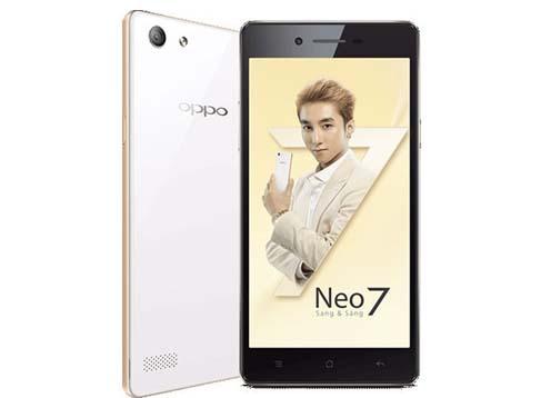Harga Oppo Neo 7 Terbaru, Spesifikasi Android Lollipop Quad Core 4G LTE