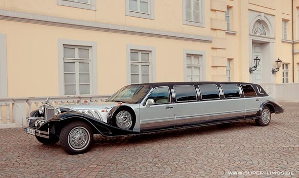 Excalibur Limousine mieten bei super-limos.de