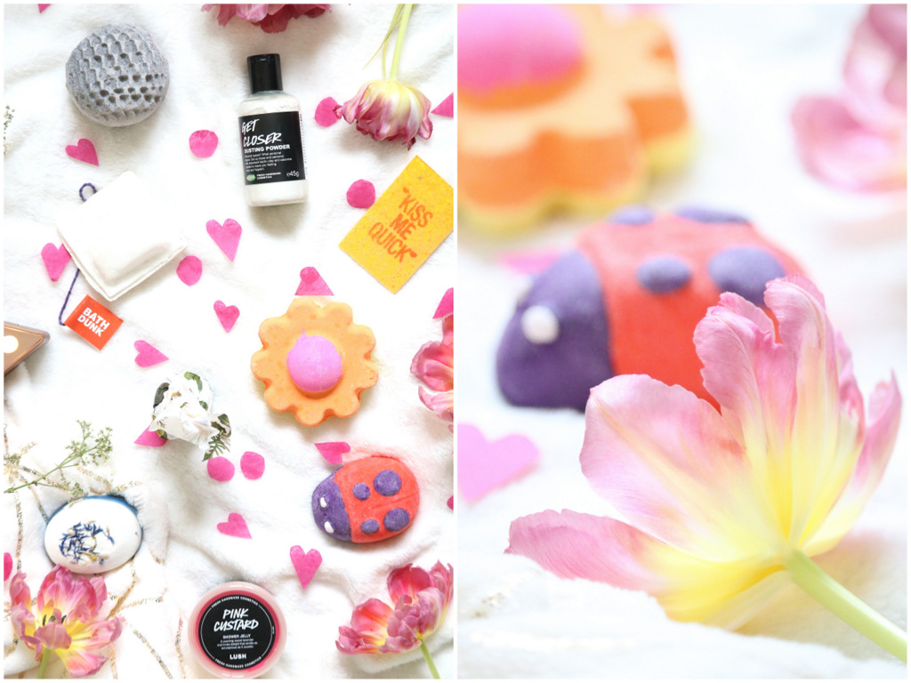 Valentines, Mother's Day + Exclusives Lush Haul