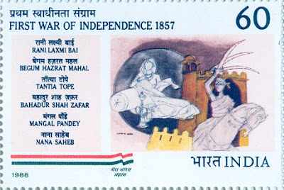 First war of Independence in India