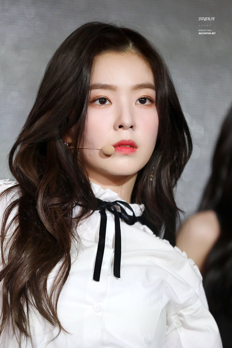 Red Velvet Irene Takes Your Breath Away With Her Intense