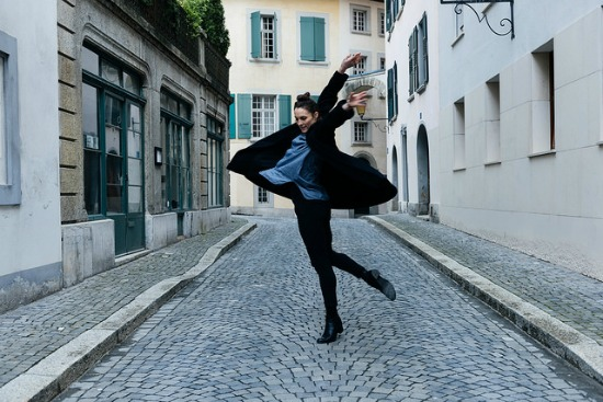 An Afternoon with a Ballerina – The Lausanne Guide